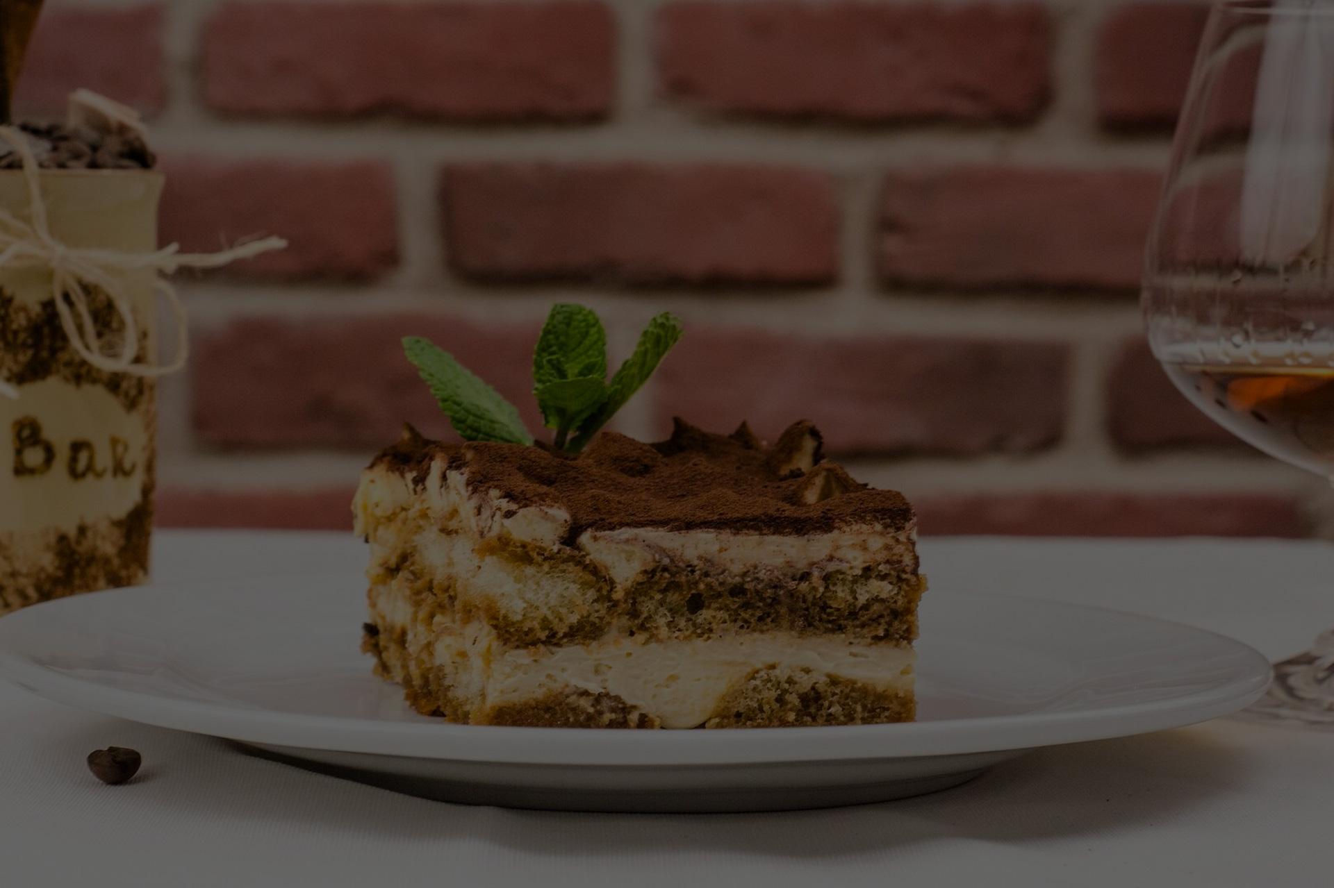 Desserts  à emporter